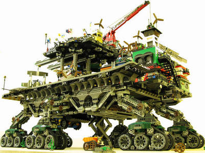 I BUILD WITH LEGOS AND STUFF (thats not mine)