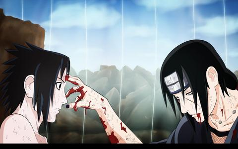 of course itachi is better, at least he have a heart ( he killed his clan because the sandime asked him to, and he didn't kill sasuke because he loved him )