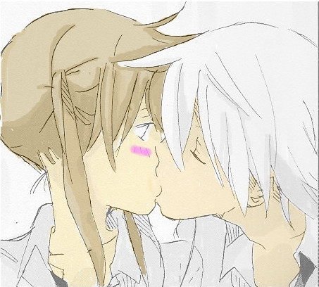 Maka and Soul i think they can make a great couple :)