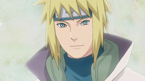 Minato namikaze from Naruto. he's the 4th hokage of konoha and he sacrificed his life just to save the village from the kyuubi. he is funny, strong, attractive, intelligent and Valiente