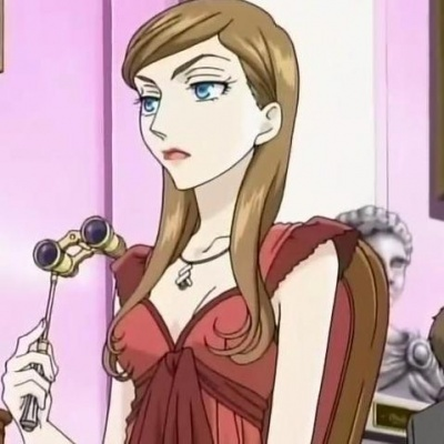 THIS BITCH!! eclair tonnerre from ouran host club she tried to take tamaki away and break up the host club