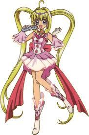 Luchia Nanami from Mermaid melody PPP...