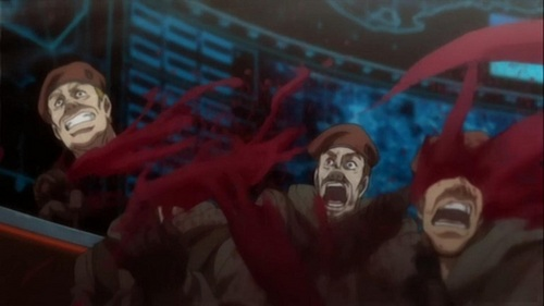 From Hellsing Ultimate
