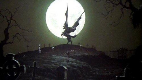 From Vampire Hunter D Bloodlust