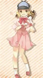 Nanako, Persona 4.