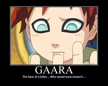sabaku-no Gaara from naruto.