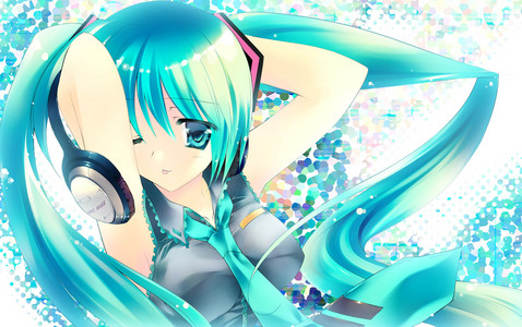 Miku Hatsune, if theres any Miku fan out there :D