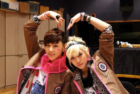 Ren and Minhyun !!