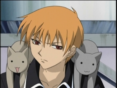 Hmmmm My first Anime crush was probably Kyo. The problem tho, was the Mehr Anime i watched, the guys i fell in Liebe with, so technically, i still love, along with like 50 other guys! :P