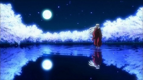 My 1st of course was InuYasha. Never in my life I will stop loving him~
