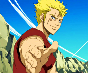 Laxus Dreyar from Fairy Tail! <3