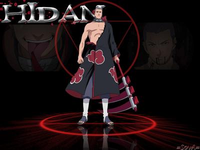 Hidan from NARUTO -ナルト- Shippuden! <3 <3 <3