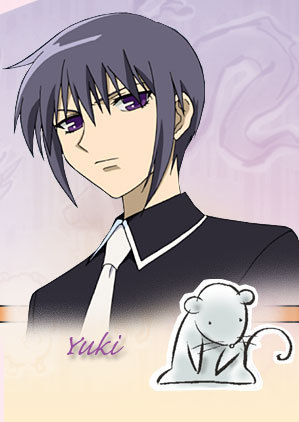 Yuki Sohma from Fruits Basket and I will never stop crushing on Yuki