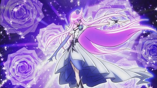 Cure Moonlight!So awesome outfit!x3