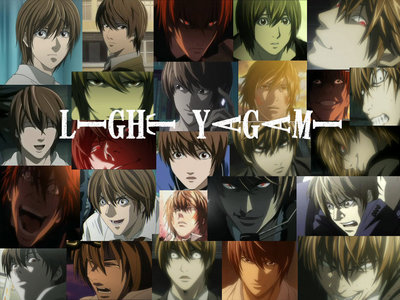 Teehee.~ Wasn't excepting this picture though. xD The person in it is,Light Yagami from Deathnote.~