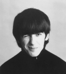if it was a beatle a young one george harrison
