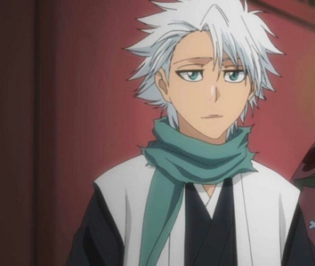 I havent met a single person that hates Captain Hitsugaya <3