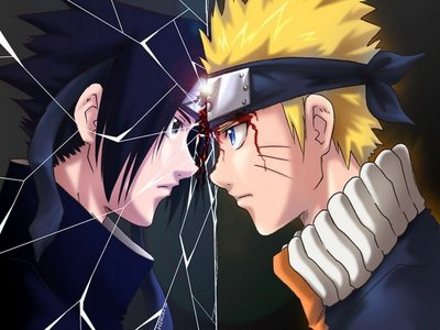 i don't wtach alot with BLOOD, atau HOROR but i guess the most discusting one is inuysha, d gray man, atau Naruto