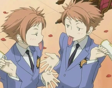 I haven't seen anyone who dislikes the Hitachiin twins!..but then again they're just too amazing!X3