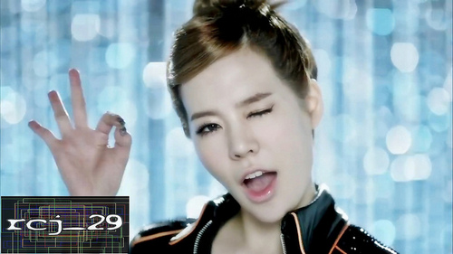 every snsd member can wink great but sunny's wink is perfect
