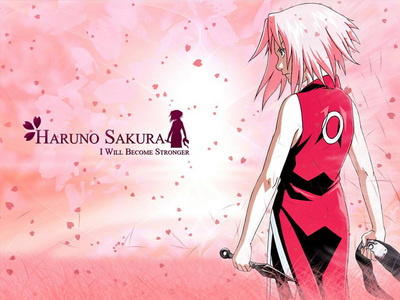 My friends say im like Sakura. But,guess i don't mind. Me and Sakura don't look alike though. Maybe,a little on the forhead. But,the personality,we are. *sighs* Still,this is from a friend who ONLY watches Naruto. So,i guess it's not really accurate..