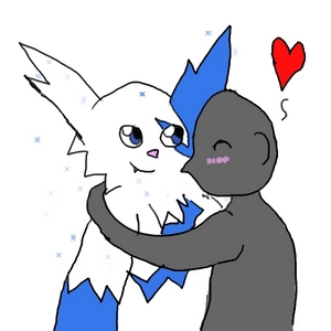 I would search far and wide until I found a shiny zangoose and became best friends with it. I would also be working at being a pokemon master, though i know i would be far from it.