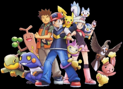 Pokemon but then they put out Diamond and Pearl (which I hated) & then CN started changing the times that it came on so I kept missing it so I kinda got out of it I still Liebe Pokemon Advanced Generation though. May is awesome!!!!! XD