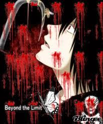The first anime that came to mind was Elfen Lied. But that was taken, and so I thought [b]BEYOND BIRTHDAY[/b]