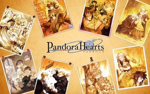Pandora Hearts :3