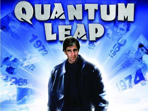 "I'm still in amor with Scott Bakula as ""Sam Bennett"" on the TV show, ""Quantum Leap""."