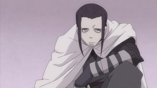 Masamune Nakatsukasa, or Tsubaki's brother, from Soul Eater.