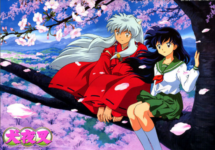 I think that people think Kagome and Sesshomaru are good together because Kagome seems to be one of the few beings that he respects in terms of power. They are both obviously very powerful beings which is another reason people think they are good together. But still, KAGOME AND Inuyasha BELONG TOGETHER!! InuKag 4ever!!