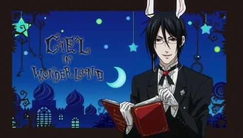 কুরোসিৎসুজি OVA Ciel in wonderland