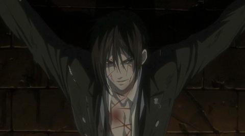Sebastian being tortured....(season 1 ep 20)