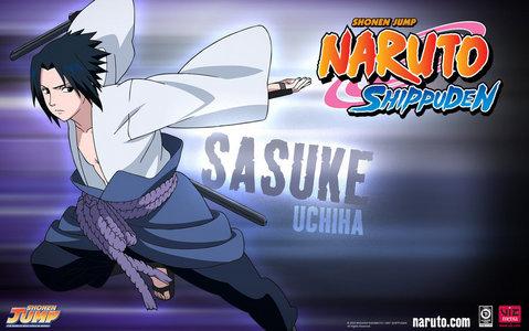 Sasuke Uchiha (Naruto Shippuden) atau Sebastian Michaelis (Kuroshitsuji)
