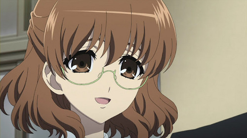 Anime Characters With Glasses : Post an anime character with glasses answers fanpop