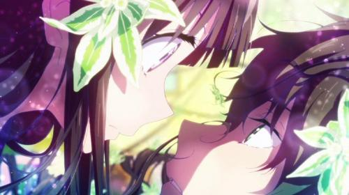 -Another -Inu x Boku SS -Fate/Zero -Hanasaku Iroha -Otome Youkai Zakuro -Sengoku Basara -Code Geass: Lelouch of the Rebellion -Angel Beats! -K-On! -Hyouka