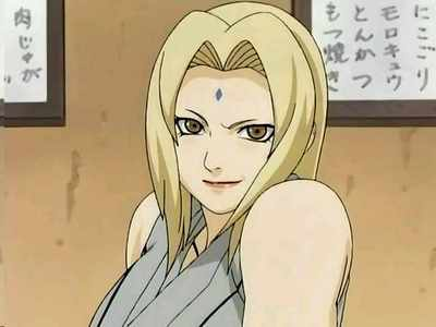 I would have to go with the fabulous 5th Hokage Tsunade. She has a drinking, and even bigger a gambling problem and still runs a pretty tight ship in the leaf village one word: Respect