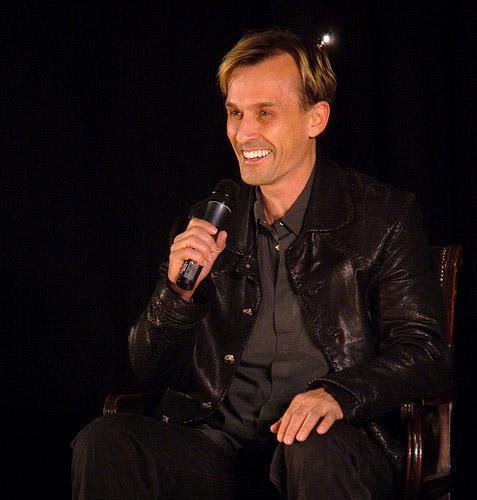 Robert Knepper, my smiley