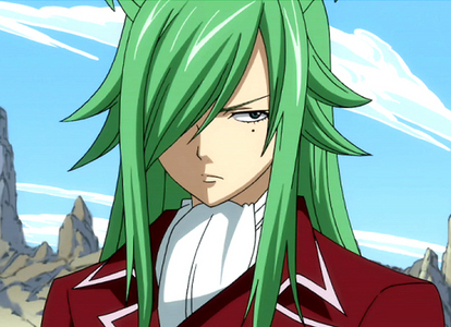 If it was my real name I would've pick Rin from Ao no exorcist, but since it's my gebruikersnaam I pick Freed from Fairy tail...