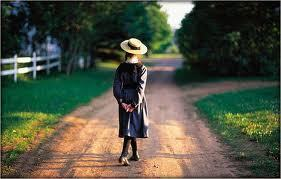 When I was little I used to daydream I was Anne of Green Gables.