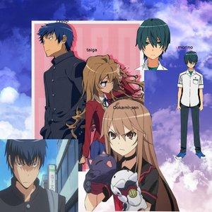 Ookami-san and Toradora!