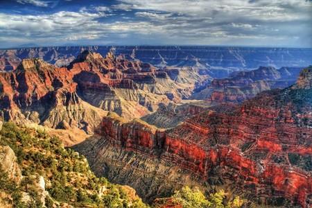 I want to go to Scandinavia, Egypt,Cappadocia and Grand Canyon!