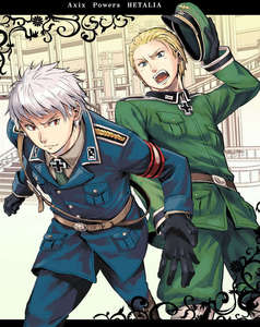 Try ヘタリア, it is a really awesome Anime about real events, and it's really funny! It is definitely my preferito anime.