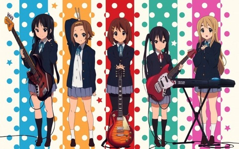 Maybe K-ON!!