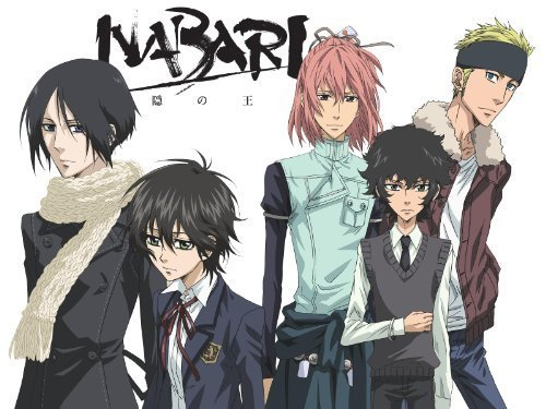 Well not many people have watched Nabari no Ou, not even my 老友记 til I told them (and they're huge 日本动漫 fans, so 你 get where I'm going)
