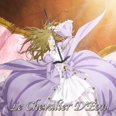 I've been watching an 日本动漫 called Le Chevailer D'eon, its great! But hardly anyone knows about it, please check this out some time ^-^