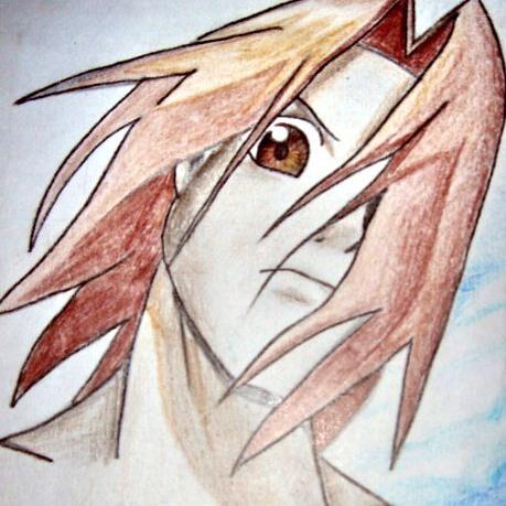 here! drawn 由 me! 哈哈