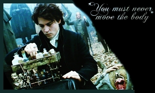 Ichabod Crane from Sleepy Hollow.  He is just awesome and hilarious, do I need more reasons? XD