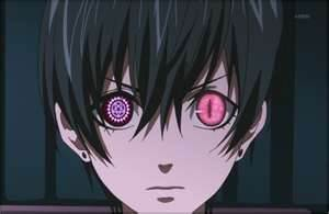 CIEL! DEMON FORM! XD